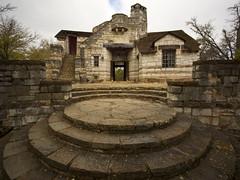 CCC Museum (spmcfarland) Tags: park texas state sony sigma longhorn alpha cavern 1530mm a850