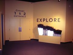Entrance (Dialogue-in-the-Dark) Tags: atlanta usa exhibition venue dialoginthedark didinternational