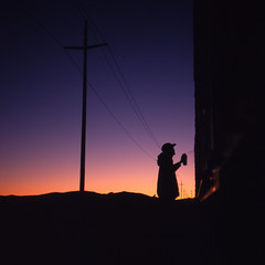 (everydaydude) Tags: california sunset film mediumformat square graffiti spray eastbay pentaconsixtl sooc loadlimit constructivedestruction ldlmt thelayup