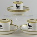 338. Royal Worcester Tea Cups
