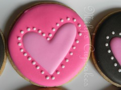 Cookies hippie chic (Mily'sCupcakes) Tags: argentina cookies cake cupcakes buenos aires hippie brownie chic milys