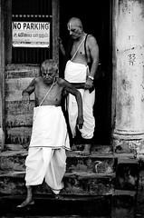 No Parking.. (Rakesh JV) Tags: street india white house black photography nikon candid indian small ngc step chennai tamil vr jv photograhy nadu rakesh brahmins cwc 70300 mylapore d7000 iyengars chennaiweekendclickers