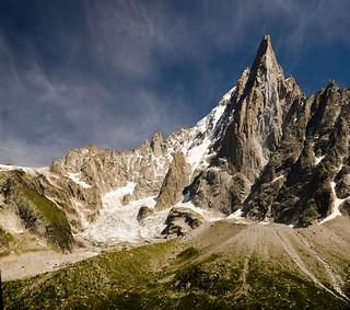 El Petit Dru (Chamonix - Mont Blanc ) DSC1616 -3 images r