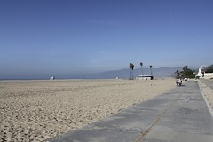 Santa Monica Ocean front (Simone Lovati) Tags: santamonica run riding oceanfront