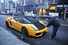 Popular (CarSpotter) Tags: nyc ny newyork sports car spider italian nikon sigma ferrari spyder exotic gothamist lamborghini supercar v8 v10 gallardo f430 combo 430 lambo 18200mm fezza d5000 carspotter