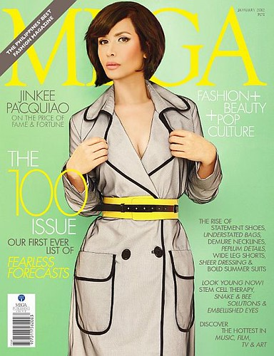 Mega Magazine - Jinkee Pacquiao
