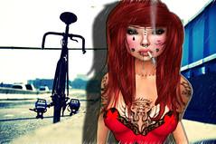 *Style 14* (marionette Tisane) Tags: four damned stickyfingers usefulthings niju mariedoll deathrowdesigns alvuvo marionettetisane sakide elygo