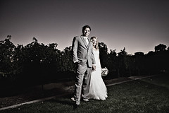 Stewart & Morwenna Wedding at Leonesse Cellars in Temecula