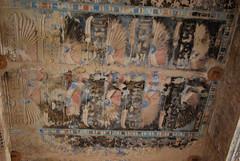 Ceiling (konde) Tags: vulture deirelmedina ancientegypt ptolemaictemple
