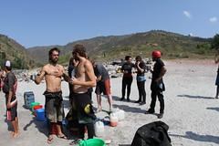 Rafting and kayaking on the Tamur river trip in Nepal