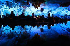 Spectacular interior scene of the Reed Flute Cave, Guilin, China (fabriziogiordano23) Tags: china trip travel holiday reed reflections asia guilin caves journey 1001nights shanxi viaggi soe cina vacanze grotte riflesso autofocus reedflutecave flauto ludiyan flickraward panoramafotogrfico mygearandme ringexcellence dblringexcellence flickrbronzetrophygroup tplringexcellence ruby5 flickrstruereflection1 grottadelflautodicanne rememberthatmomentlevel1 flickrsfinestimages1 flickrsfinestimages2 flickrsfinestimages3 magicmomentsinyourlifelevel1