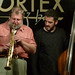 Paul Dunmall, Matthew Bourne, Steven Davis, Dave Kane @ the Vortex 9.1.12