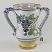112. Antique Italian Vessel - Possibly Majolica