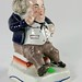 138. Miniature Antique English Character Figure