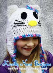 knottynaniboutique (KnottyNani) Tags: hello hat kids fun adult handmade crochet hats kitty have items crocheted i