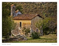 Piccola chiesa (Luca Cesari) Tags: church italia country natura panasonic chiesa campagna tuscany g1 toscana
