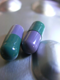 From flickr.com/photos/48166336@N00/6709468475/: There are many popular abortion pills on the market.