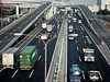 Flowing Smoothly .. (708718) Tags: japan tokyo highway asia traffic skateboarding odaiba trucks charleslamb ianreid