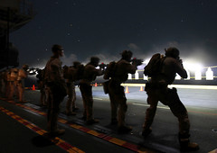 Shot in the Dark (United States Marine Corps Official Page) Tags: usmc marines xs marinecorps camppendleton mrf combatcamera 11thmeu livefire 11thmarineexpeditionaryunit imef 1stmarineexpeditionaryforce usafricom maritimeraidforce cplchadjpulliam aboardussmakinisland