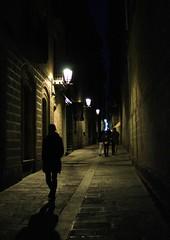 (invertebrada) Tags: barcelona street city trip travel viaje españa night navidad noche calle spain december bcn ciudad diciembre invertebrada canoneos550d