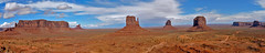 Monument(al) Valley #2 (Alex..H) Tags: arizona panorama usa cloud landscape utah us colorado unitedstates plateau pano panasonic geology monumentvalley nuage paysage stich geologie etatsunis