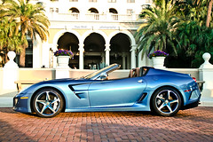 blue brown classic beach tom america silver photography one 1 wolf florida fort miami automotive super ferrari palm 45 exotic lauderdale gto sa bugatti lamborghini luxury maserati numberplate 2012 gtb aperta superamerica 599 cavallino fiorano oneofone hgte