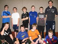 2009 Jongens C2 - Tr. Matthijs van der Leest