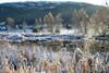 A frosty morning #1 (larigan.) Tags: trees winter mountain grass river frost scenic spjelkavik larigan phamilton lillevatn ginordicjan12