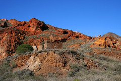 (SKTB3000.NET // Fotografa e Ilustracin) Tags: espaa spain mine hiking mining murcia mina senderismo ocre ocher portmn launin sierraminera mera