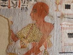 Grab des Roy, Königlicher Schreiber, Vermögensverwalter des Haremhab, 18. Dynastie (Haremhab), TT 255 (Mutnedjmet) Tags: roy tomb egypt nile nil grab luxor ägypten scribe schreiber tt255 horemheb haremhab 18dynastie