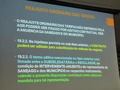 Marina reitera necessidade de discusso sobre sistema de esgotamento sanitrio para Gois (Marina Sant'Anna - Deputada Federal - PT de Gois) Tags: gois saneago marinasantanna ministriopblicodegois