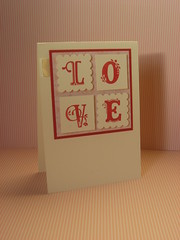 Valentines Day Make 'n' Take (boobalay1983) Tags: love paper hearts card valentines stampinup broadsheet makeandtake craftstamps