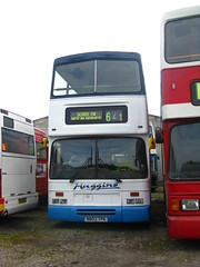 Dennis Arrow / East Lancs N802TPK (leylandbus) Tags: yorkshire merseyside arriva moreton eastlancs londonandcountry dennisarrow n802tpk hugginscoaches