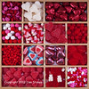 Valentine's Candy (Lisa-S) Tags: pink red gum hearts candy foil smarties tray gummies valentinesday divided candycorn truffles sorted invited cinnamonhearts cherrybombs 1407 soldongetty gettyimagescanada getty2012 getty20120221