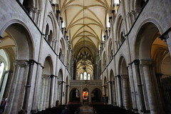 Chichester Cathedral interior