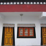 "Doors at Samten Choling <a style=""margin-left:10px; font-size:0.8em;"" href=""http://www.flickr.com/photos/14315427@N00/6829351447/"" target=""_blank"">@flickr</a>"