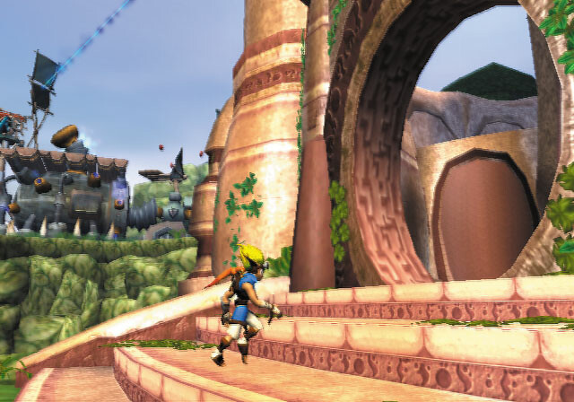 Jak and Daxter: The Precursor Legacy screenshot 2