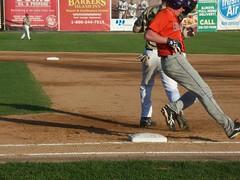 (mestes76) Tags: sports minnesota 22 baseball duluth firstbase duluthhuskies wadestadium alexandriabeetles 062911 adamhumes