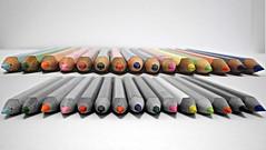 Rainbow (sanja.stanisic) Tags: colour sanja selectivecolour pencile stanisic bojice