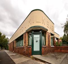 Young's Milk Bar (phunnyfotos) Tags: nikon australia melbourne canterbury victoria vic dairy curved milkbar cornerstore cornerbuilding d5100 nikond5100 phunnyfotos