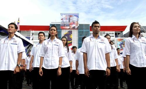 Pelancaran UTC Pahang
