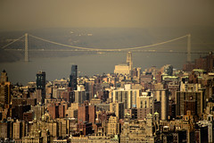 (Tyler J. Bolken) Tags: nyc newyorkcity newyork skyline nikon centralpark bronx harlem manhattan rockefellercenter skyskrapers hudson columbiauniversity yankees bigapple nikond800 tylerjbolken