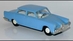 ALFA ROMEO 2000 Berlina (987) KDN L1100559 (baffalie) Tags: auto old classic car vintage toys miniature voiture retro coche alfaromeo jouet diecast jeux classica