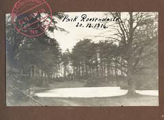Kriegserinnerungen 1914-18. 146 - Ichtegem, kasteel Rosendahl (Feldpost 14) Tags: wwi worldwari flandern ichtegem