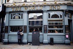 The World's End (robnguyen01) Tags: london pub unitedkingdom camden streetphotography ricoh camdentown grii