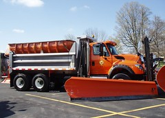 Madison County, NY 2016 International Workstar 7600 SBA 6x4 dump-plow truck - No. 68_5 (JMK40) Tags: county snow ny truck allison dumptruck dump international madison 7600 government plow viking municipal sander highwaydepartment navistar n13 workstar