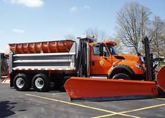 Madison County, NY 2016 International Workstar 7600 SBA 6x4 dump-plow truck - No. 68_5 (JMK40) Tags: county snow ny truck allison dumptruck dump international madison 7600 government plow viking municipal sander highwaydepartment navistar n13 workstar