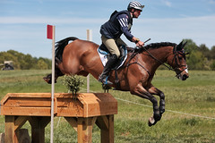 Boyd Martin at the Fork (Tackshots) Tags: fork crosscountry norwood eventing horsetrials