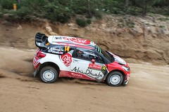 WRC Shakedown Rally de Portugal (LusAFerreira) Tags: sports rally wrc dust shakedown baltar rallydeportugal