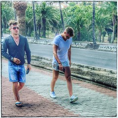Just Strolling#playadelingles #grancanaria #streetphotography #street #strolling #instagay #gay #gaysofinsta #guys #guy #men #guy #handsome #picoftheday #photooftheday #instagood #fun  #dude #jeans # #swag #hot #cool #kik # (FotoFling Scotland) Tags: street male men guy muscles grancanaria square streetphotography trainers jeans squareformat clarendon denim bulging strolling playadelingles iphoneography instagramapp uploaded:by=instagram instagay